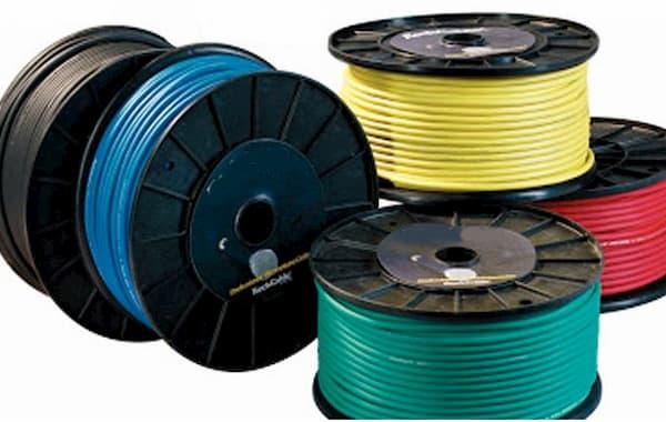 Calibre de cable eléctrico