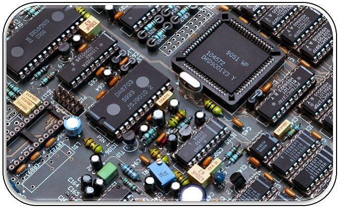 Código de colores para la industria de la electrónica